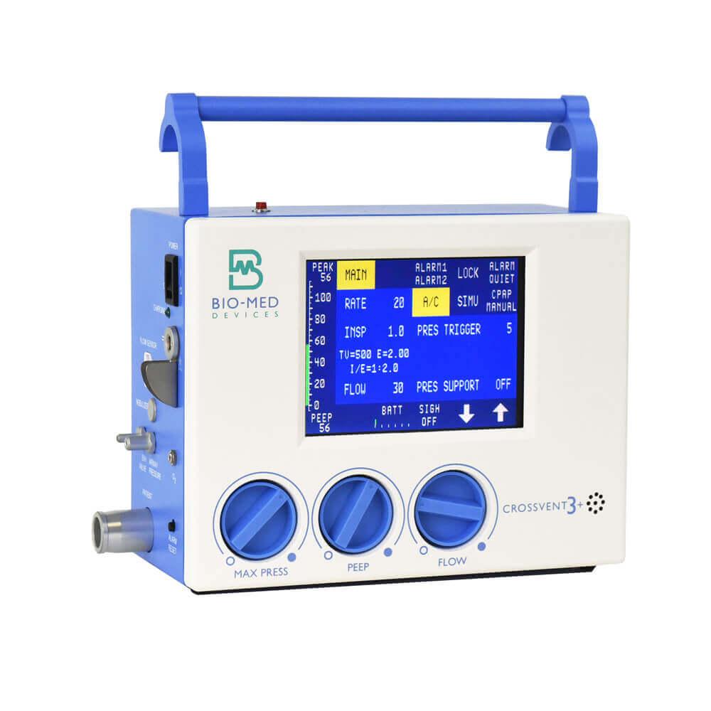 Аппарат искусственной вентиляции легких Crossvent 3+ 3300BEC (ИВЛ)