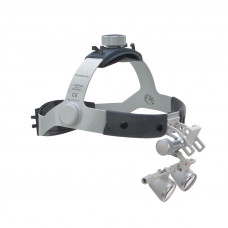 Бинокулярная лупа HR 2,5x для шлема Professional L без защитного щитка (с креплением i-View)