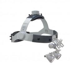 Бинокулярная лупа HR 2,5x для шлема Professional с защитным щитком (с креплением i-View)