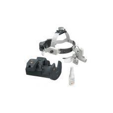 Осветитель Heine ML4 LED UNPLUGGED с бинокулярной лупой HR 2.5х (с защитным щитком S-Guard)